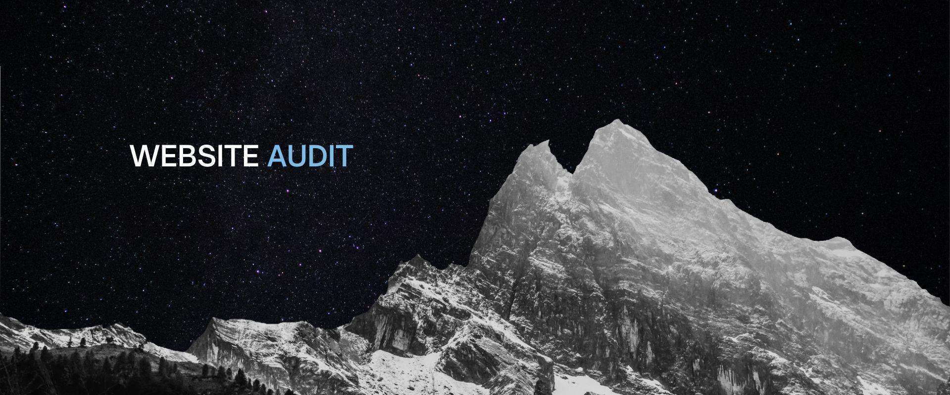 Website Audit by Above Media